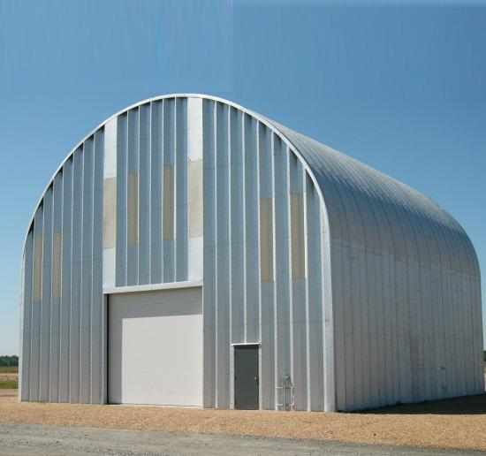 Проектирование и строительство ангаров из металлоконструкций по выгодным ценам