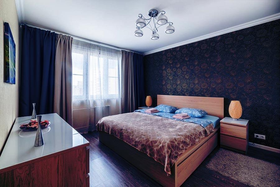 Капитальный ремонт спальни