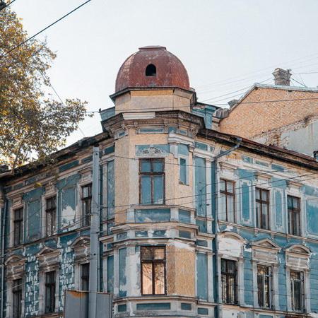 Реставрация зданий и сооружений