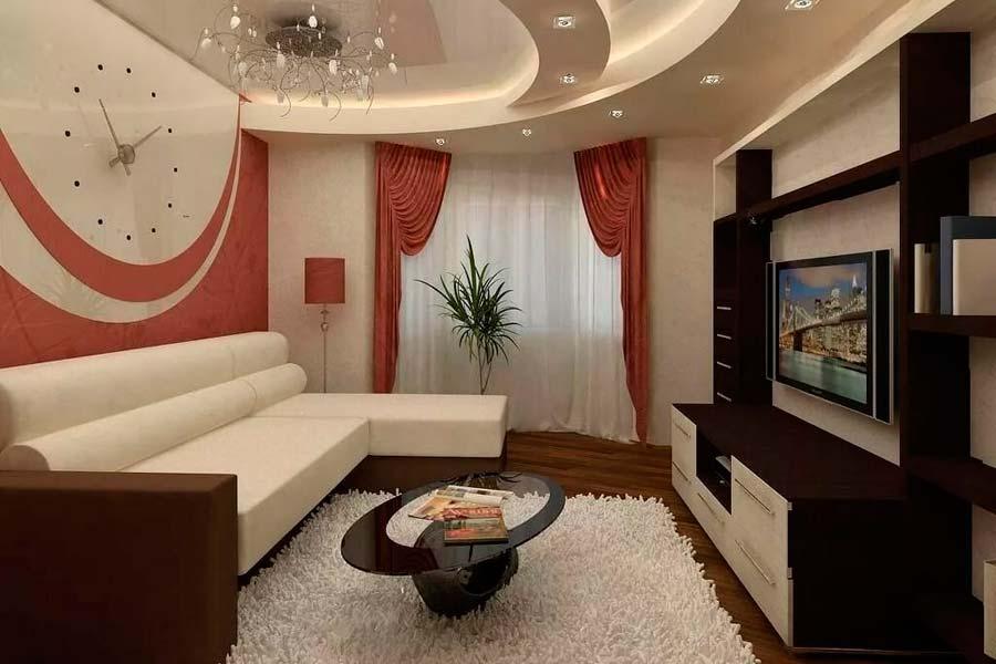 Комната в вычурном стиле