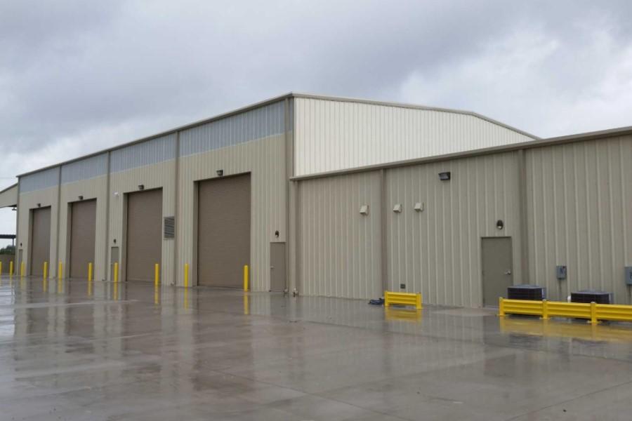 проектирование холодного склада