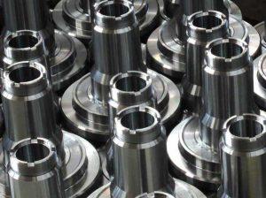 Сложный крепеж из стали