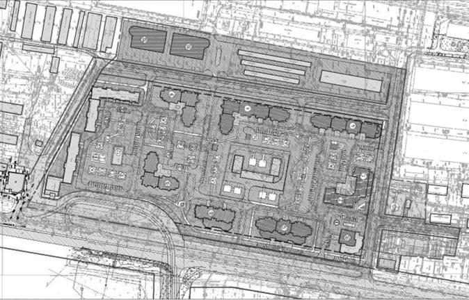 документация по планировке участка