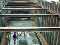 стройка тоннеля