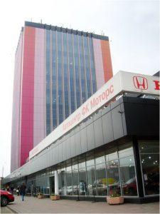 Бизнес центр, Щелковск.ш., д. 100